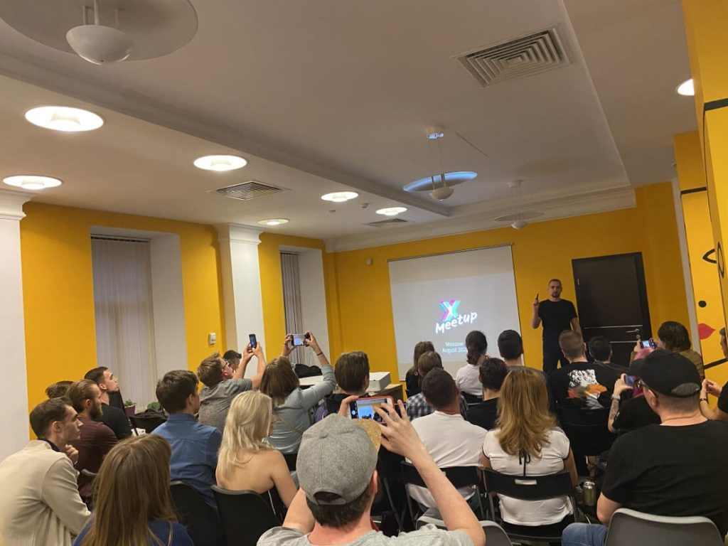Hosted MIXR Meetup August with HoloLens 2 and nReal Light