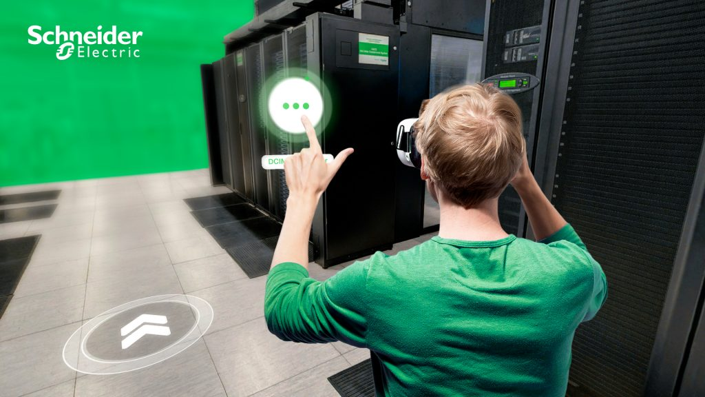 Launched 3D-tours for Schneider Electric Russia